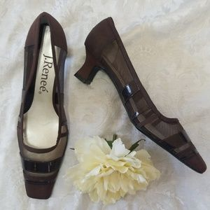 NWOT Gorgeous VTG Heels